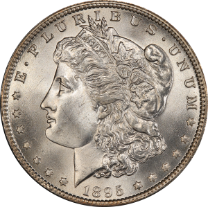 Vanderbilt Collection of Morgan Dollars. #2 Ranked PCGS Registry set